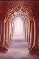 Tree Entrance